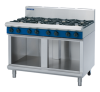 blue seal evolution series g518d-cb cooktops