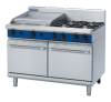 blue seal evolution series g528b oven ranges