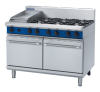 blue seal evolution series g528c oven ranges