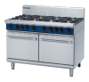 blue seal evolution series g528d oven ranges