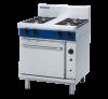 blue seal evolution series g54d oven ranges