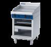 blue seal evolution series g55t griddle toasters