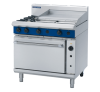 blue seal evolution series g56b oven ranges