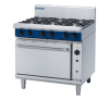 blue seal evolution series g56d oven ranges