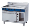 blue seal evolution series g58a oven ranges