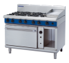 blue seal evolution series g58c oven ranges