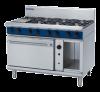 blue seal evolution series g58d oven ranges
