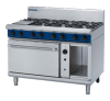 blue seal evolution series g58d oven ranges