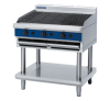 blue seal evolution series g596-b chargrills