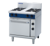 blue seal evolution series ge505d oven ranges