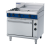 blue seal evolution series ge506b oven ranges