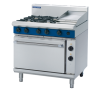 blue seal evolution series ge506c oven ranges
