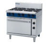 blue seal evolution series ge506d oven ranges