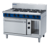 blue seal evolution series ge508d oven ranges