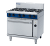 blue seal evolution series ge56d oven ranges