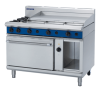 blue seal evolution series ge58a oven ranges