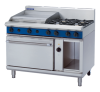 blue seal evolution series ge58b oven ranges
