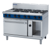 blue seal evolution series ge58d oven ranges
