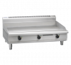 waldorf 800 series gpl8120e-b - 1200mm electric griddle low back version - bench model