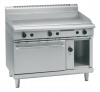 waldorf 800 series gp8121gec - 1200mm gas griddle electric convection oven range