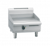 waldorf 800 series gp8600e-b - 600mm electric griddle  bench model