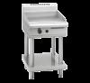 waldorf 800 series gp8600g-ls - 600mm gas griddle  leg stand