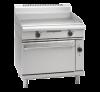 waldorf 800 series gp8910ec - 900mm electric griddle convection oven range