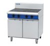 blue seal evolution series g593-ls chargrills