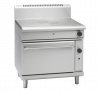 waldorf 800 series rnl8110g - 900mm gas target top static oven range