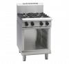 waldorf 800 series rnl8403g-cb - 600mm gas cooktop low back version  cabinet base