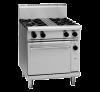 waldorf 800 series rn8513g - 750mm gas range static oven