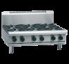 waldorf 800 series rn8609g-b - 900mm gas cooktop  bench model
