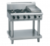 waldorf 800 series rnl8603g-ls - 900mm gas cooktop low back version  leg stand