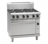 waldorf 800 series rn8619gc - 900mm gas range convection oven