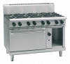 waldorf 800 series rn8816g - 1200mm gas range static oven