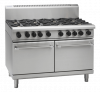 waldorf 800 series rn8823g - 1200mm gas range static oven