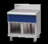blue seal evolution series sf90-cb solid fuel grills